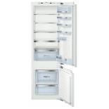 холодильник встраиваемый Bosch KIS87AF30, белый