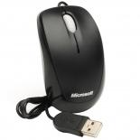мышка Microsoft Compact Optical Mouse 500 USB черная