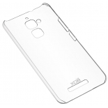 чехол для смартфона SkinBOX 4People T-S-AZC520TL-007, для Asus Zenfone 3 Max (ZC520TL), прозрачный