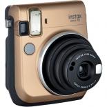 фотоаппарат моментальной печати Fujifilm Instax Mini 70, золотистый