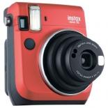 фотоаппарат моментальной печати Fujifilm Instax Mini 70, красный