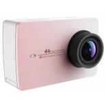 видеокамера YI 4K Action Camera, розовая
