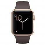 Умные часы Apple Watch Series 2 42mm золотисто-коричневые
