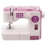 Швейная машина Comfort 210, белая/ розовая