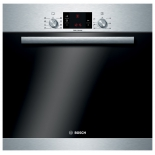 Духовой шкаф Bosch HBA23S150R, серебристый