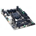 материнская плата Gigabyte GA-F2A68HM-S1 mATX socFM2+ A68H 2xDDR3 SATA VGA