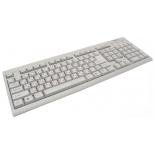 клавиатура Gembird KB-8300U-R USB, белая