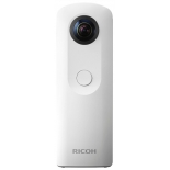 видеокамера Ricoh Theta SC, белая