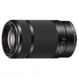 объектив для фото Sony 55-210mm f/4.5-6.3 E (SEL-55210), черный