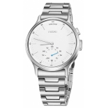 Умные часы Meizu Mix MZWA1S Steel, серебристые