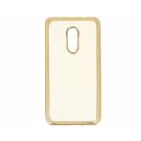 чехол для смартфона Hallsen для Xiaomi Redmi Note 4 с золотыми краями