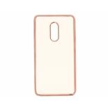 чехол для смартфона Hallsen для Xiaomi Redmi Note 4, с красными краями