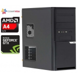 CompYou Home PC H557 (CY.559106.H557), купить за 16 180 руб.