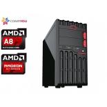 CompYou Home PC H555 (CY.538249.H555), купить за 29 140 руб.