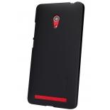чехол для смартфона Nillkin Super Frosted Shield для ASUS ZenFone 6'', чёрный