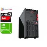 CompYou Home PC H557 (CY.460010.H557), купить за 19 720 руб.