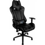 компьютерное кресло Aerocool AC120-B, черное