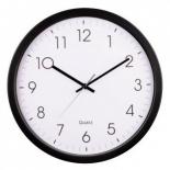 часы интерьерные Hama PG-350 H-113976 черно-белые