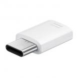 товар Адаптер Samsung microUSB - USB Type-C (EE-GN930BWRGRU), белый