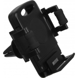 держатель/подставка для телефона Wiiix HT-WIIIX-01Vgt черный
