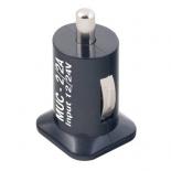 зарядное устройство Mystery MUC-2 3A (автомобильное) черное