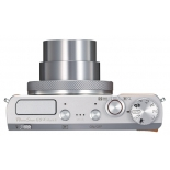 цифровой фотоаппарат Canon PowerShot G9 X Mark II, серебристый