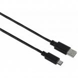 кабель / переходник Hama (00135722) черный