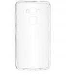 чехол для смартфона SkinBOX 4People T-S-AZC553KL-005, для Asus Zenfone 3 Max (ZC553KL), прозрачный