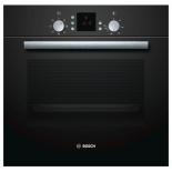 Духовой шкаф Bosch HBN231S3R, черный