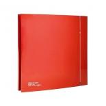 вентилятор Soler&Palau Silent-200 CZ Design 4С, красный