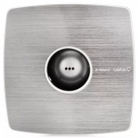 вентилятор Cata X-Mart 12 Inox Hydro, серебристый