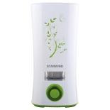 Увлажнитель StarWind SHC4210, белый/зеленый