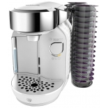 Кофемашина Bosch TAS7004, серебристая