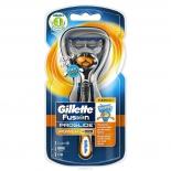 товар Станок для бритья Gillette Fusion ProGlide FlexBall (81523296) черный