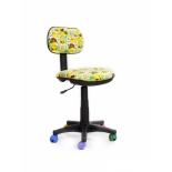 компьютерное кресло Recardo Junior DA01 Винни Пух, желтое