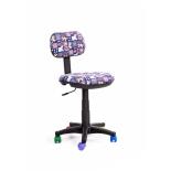 компьютерное кресло Recardo Junior D13 Зайка, синее