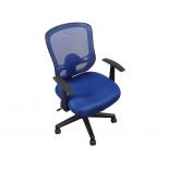 компьютерное кресло College HLC-0420F-1C-2 синее