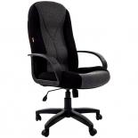 компьютерное кресло Chairman 785 TW-11 и TW-12 (7007423) черно-серое
