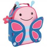 товар для детей Ланч-бокс Skip Hop Zoo Lunchies Бабочка