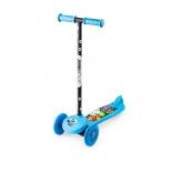 самокат для взрослых Small Rider Cosmic Zoo Scooter синий
