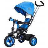 Трехколесный велосипед Small Rider Voyager, синий