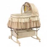 детская кроватка Колыбель Simplicity 3014 Lol