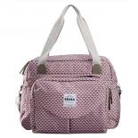 сумка для мамы Beaba Changing Bag Geneva 2 Сирень
