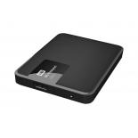 жесткий диск Western Digital MY Passport ULTRA 1000 Gb (WDBDDE0010BBK-EEUE), чёрный