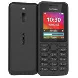 сотовый телефон Nokia 130 Dual sim, чёрный