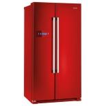 холодильник Gorenje NRS 85728 RD, красный