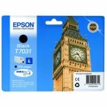 картридж для принтера Epson T7031, чёрный