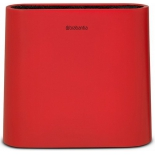 подставка для ножей Brabantia Tasty Colours (108129) красная