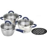 набор посуды для готовки VITESSE  VS-2046, 7 предметов