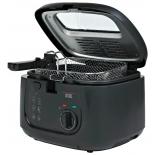 фритюрница GFGril GFF-05 Compact, черная